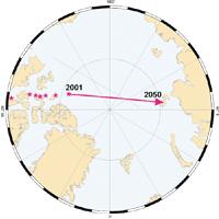 Magnetisk nordpol 2015