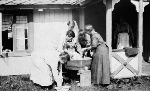 kvinner på 1800 tallet mikkeli